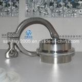 metalen kap van de Klem van het Roestvrij staal van 21.5mm de Lange Tri