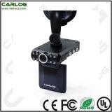 """2.4 """" LCD CMOS HDの赤外線夜間視界車のビデオレコーダー"""