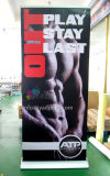80X200CM Luxurious Base Portable Aluminium Roll Up Stand Banner