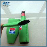 Оптовые изготовленный на заказ охладитель бутылки/держатель бутылки для выдвиженческого подарка