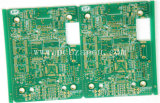4つの層の液浸の金PCB&Fr-4 1.6mm 2oz