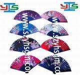 Вентиляторы Banboo крышку с шелковые ткани