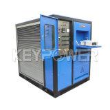 800kw Charger une banque de tests pour groupe électrogène diesel de couleur bleu