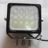 頑丈な5inch 48W LEDの重義務Flood Work Light