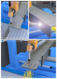 Machines en acier de découpage de plasma de commande numérique par ordinateur de faisceau de la commande numérique par ordinateur H/I de support de Tekla