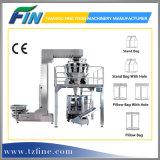 Machine à emballer de pesage et remplissante multifonctionnelle verticale
