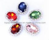 Ювелирные изделия способа шьют на установке когтя Rhinestone для ожерелья (SW-10*14)