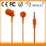 다채로운 에서 귀 Earbuds 싼 MP3 입체 음향 이어폰