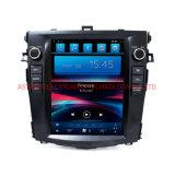 9.7 Touchscreen Android vertical para a Toyota Corolla 2007-2013