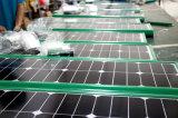 5 ans de garantie 5-100W extérieure tous dans un réverbère solaire Integrated de DEL avec l'appareil-photo