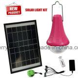 Spitzenverkaufs-nachladbare Handsolarlaterne-Solarhelle Hauptinstallationssätze Solar Energy in Ägypten