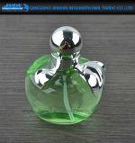 De Fles van het Parfum van het Glas van het Ontwerp van de appel met de Spuitbus van de Pomp
