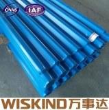Tôle d'acier ondulée de toiture du bâtiment Materials/PPGI en métal/feuille de mur