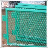 Из углеродистой стали с покрытием из ПВХ// расширенной металлической сетки для строительства