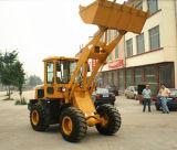 Chhgc Ce/EPA는 로더 2 톤 1.5m3 물통 바퀴 승인했다