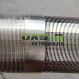 Draad van het roestvrij staal 316L laste de Draad Verpakte Pijpen van het Scherm