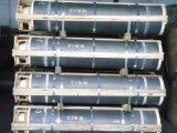 Горячий графитовый электрод высокого качества UHP сбывания с низкой ценой и ниппелью
