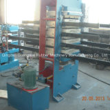CE Certificate Rubber Brick Making Machine