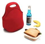 Sac de refroidisseur du néoprène de sac de déjeuner isolé par néoprène