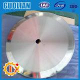 Gl--Matériel de PVC d'usine de 709 Chine pour le découpage clair de bande de coupeur de bande d'emballage de BOPP