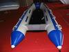 barca gonfiabile di sport della barca di rematura del crogiolo di PVC di 11.8FT/3.6m con il Ce di alluminio del pavimento