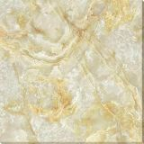 Polierten die Marmorsteinfliesen glasierten Porzellan-Fußboden-Fliesen (VRP6D009, 600X600mm)