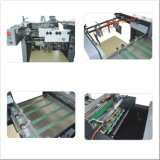 sguv - 660a de alta velocidad de la máquina de recubrimiento ultravioleta automático