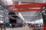 Doppelter Träger-Laufkran mit elektrischer Hebevorrichtung