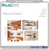 De Lijst van de Vrije tijd van het hotel/van het Huis en Meubilair van het Huishouden van de Staaf van het Profiel van het Aluminium van de Stoel het Moderne Vastgestelde Binnen