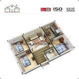 経済的な強く、安く泡立つ具体的なプレハブの家および別荘