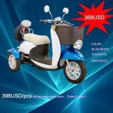 Estilo moderno 500W 3 Rodas Scooter de mobilidade eléctrica para o antigo ou pessoas com deficiência (TC-014)