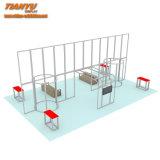Stand de cabine d'île de forme de voûte pour le salon