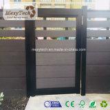 Allée de la porte coulissante électrique en aluminium pour le jardin