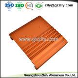 Штампованный алюминий 6063 для теплоотвода с вентилятором радиатора аудиосистемы автомобиля с ISO9001