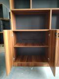 カスタマイズされたオフィス用家具のオフィスのファイルキャビネットの木の本箱