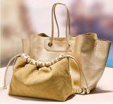 Cuero de PU de alta calidad de las mujeres Bolso Hobo Bag