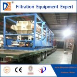 Dz PLC Chamber Filter Press Machine with Autometic Drip Tray