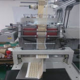 Selbstklebende gedruckte Kennsatz-stempelschneidene Maschine