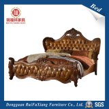 Leather Bed (B293)