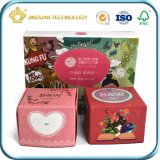 Fabricante China Embalaje Caja de papel personalizado para el rostro de crema o Mascarilla Facial