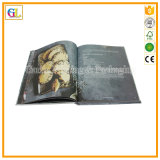 Recetario de tapa dura en China, servicio de impresión