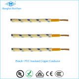 Kabel van de Schede van het Jasje van de Draad van het silicone de Rubber Multilayered