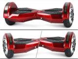 زرقاء سنة نفس ميزان لوح التزلج مع اثنان عجلات