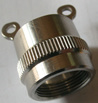 Piezas que trabajan a máquina del CNC del material del metal de la alta precisión