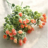 Fleur artificielle corsage rouge artificiel Berry Bush les plantes en ligne