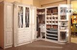 Moderner hölzerner Garderoben-Entwurf in China (JX-WRVENEER001)