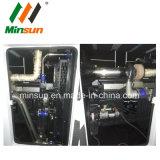 중국 Shangchai 563kVA 450kw 침묵하는 디젤 엔진 발전기 공장 가격