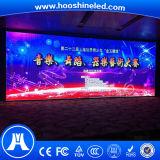 Écran polychrome d'intérieur de l'Afficheur LED P4 de coût modéré petit
