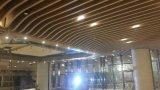 El panel de aluminio de perforación curvado surtidor de China para el diseño material de la manera de la decoración