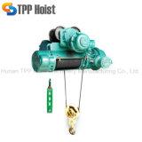 Электрическая лебедка веревочки провода поднимаясь оборудования CD1 с редуктором
